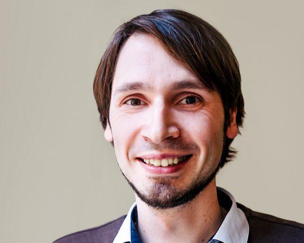 Porträt Peter Simon