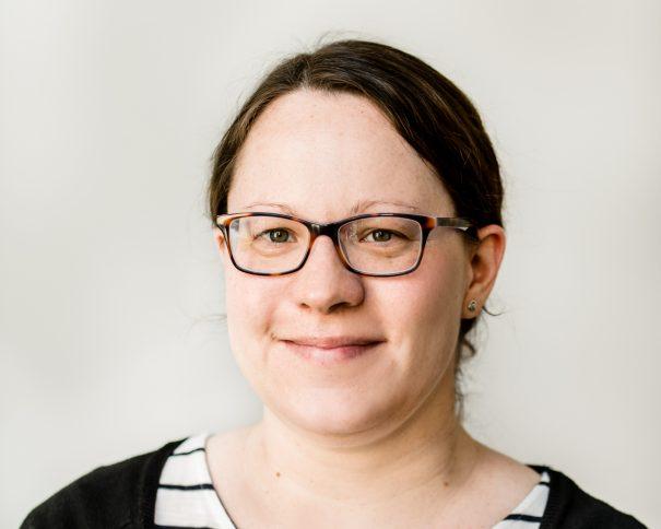 Portrait Lisa Heinsch
