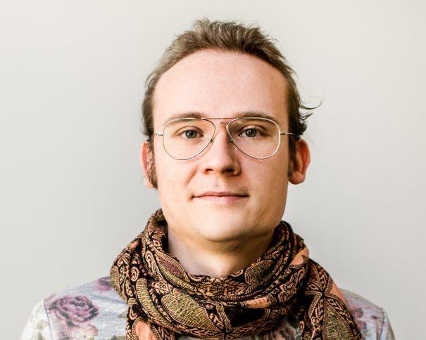 Porträt Sven Blume