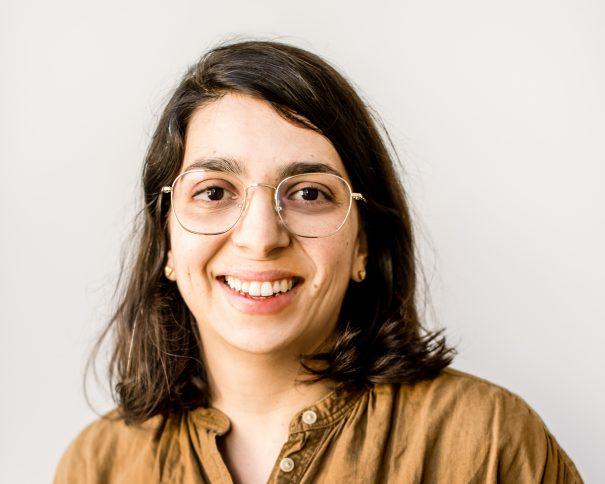 Porträt Madelaine Diaz