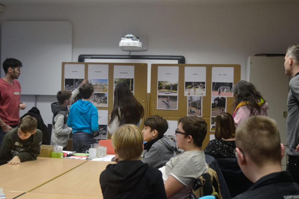Schülerbeteiligung an der Schule am Fennpfuhl