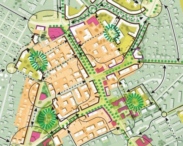 Rahmenplan Heinersdorf